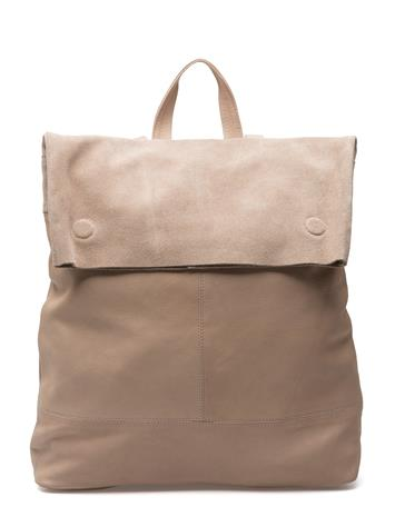 UNMADE Copenhagen Suede Mix Backpack 14712926