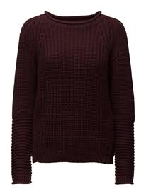Scotch & Soda Basic Pull With Shaped Sleeves. 14120056