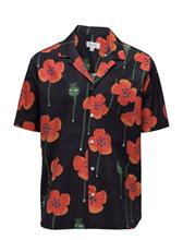 Soulland Ss17 Juice All Over Printed Short Sleeve Shirt 15393744