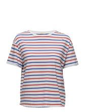 Lee Jeans Relaxed Stripe Tee Workwear Blue 15269021