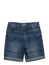 Mango Kids Dark Denim Bermuda Shorts 15509576