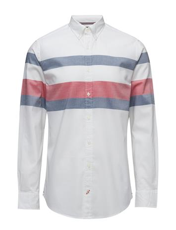 Tommy Hilfiger Placed Block Stp Oxford Nf3 15384316