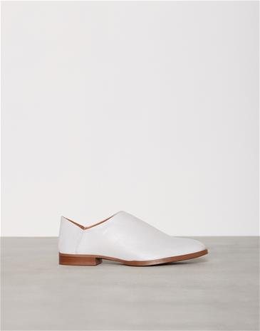 Bianco Barbouche Slip In Loafers Harmaa
