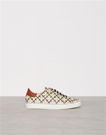 By Malene Birger Culorbe Low Top Soft White