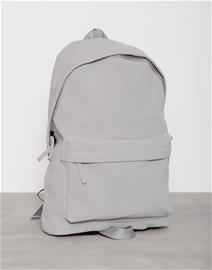 Topman Faux Suede Backpack Laukut Grey