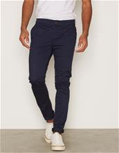 Topman Stretch Skinny Chinos Housut Dark Blue