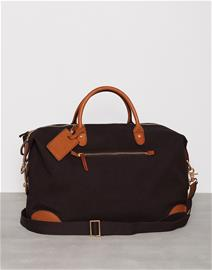 Baron Small Weekend Bag Laukut Brown