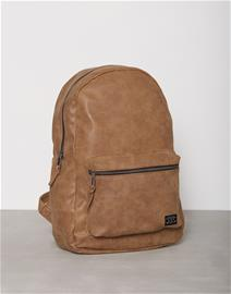 New Look Pu Back Pack Laukut Tan