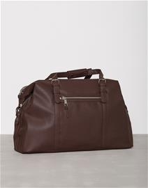 New Look Pebbel Green Holdall Laukut Mocca