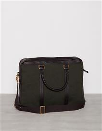Baron Laptop Bag Laukut Green