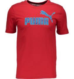 Puma SO HERO L TEE M RED