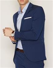 Premium by Jack & Jones jjprROY Blazer Structure CAR01 Noos Housut Tummansininen