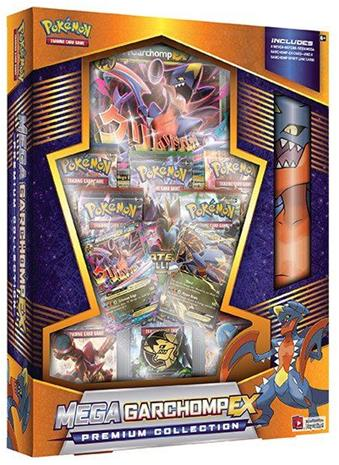Pokémon: Mega Garchomp EX Premium Collection