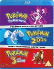 Pokemon Movie 1-3 Collection (Blu-ray), elokuva