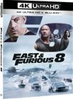 The Fate of the Furious (2017, 4k UHD + Blu-Ray), elokuva