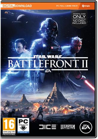 Star Wars: Battlefront II (2), PC-peli