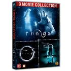 The Ring 1-2 + Rings elokuva