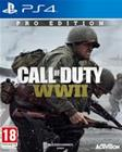 Call of Duty: WWII Pro Edition, PS4-peli