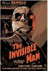 The Invisible Man - Limited Steelbook (1933, Blu-Ray), elokuva