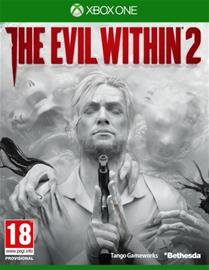 The Evil Within 2, Xbox One -peli