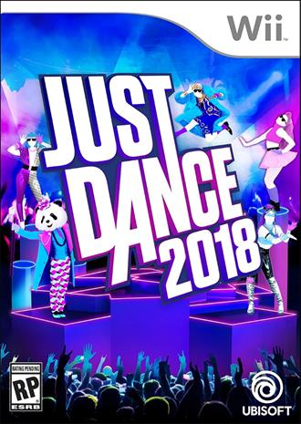Just Dance 2018, Nintendo Wii -peli