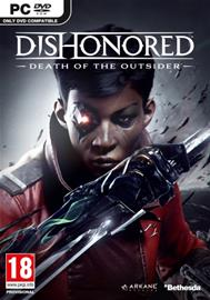 Dishonored: Death of the Outsider, PC-peli