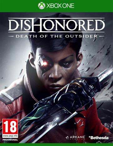 Dishonored: Death of the Outsider, Xbox One -peli