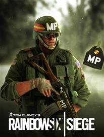 Rainbow Six: Siege - Thermite Military Police Set (DLC), PC-peli