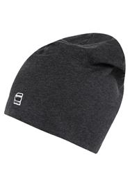 GStar WYSEL REVERSIBLE BEANIE Pipo black heather