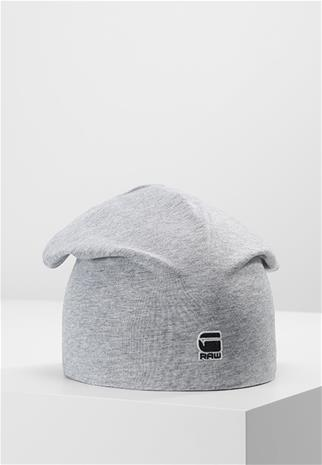 GStar WYSEL REVERSIBLE BEANIE Pipo grey heather