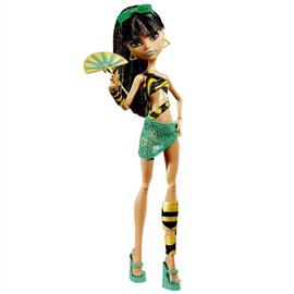 Cleo de Nile - Gloom Bitch - Monster High docka