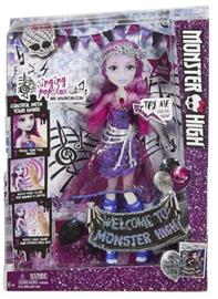 Ari Hauntington - Sjungande Popstar - Monster High docka