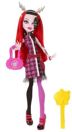 Frankie Stein - Freaky Fusion - Monster High docka