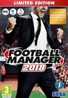 Football Manager 2018, PC -peli