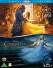 Cinderella and Beauty and the Beast Collection (Blu-ray), elokuva