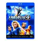 Fantastic Four - Rise of the Silver Surfer (Blu-ray), elokuva