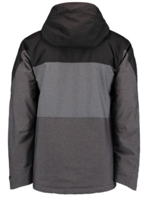 O'Neill Dialled Jacket black out Miehet