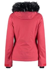 O'Neill Curve Jacket hibiscus red Naiset