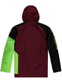 O'Neill Grid Jacket Boys windsor wine Jätkät