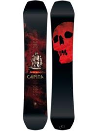 Capita The Black Snowboard Of Death 159 2018 black / red Miehet