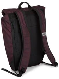 AEVOR Rolltop Backpack palm red Miehet