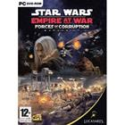 Star Wars: Empire At War - Forces of Corruption (lisälevy), PC-peli