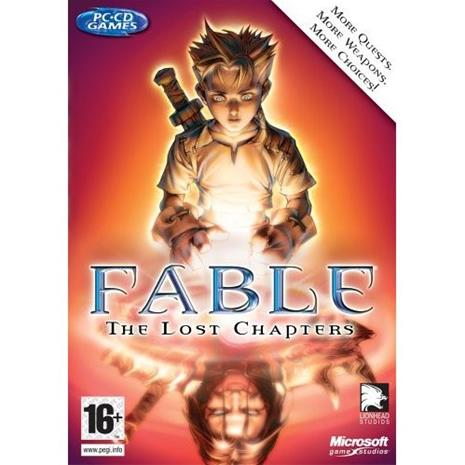 Fable: The Lost Chapters, PC-peli