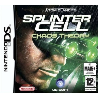 Tom Clancy's Splinter Cell: Chaos Theory, Nintendo DS -peli