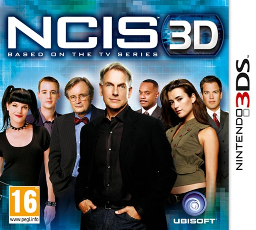 NCIS - Based on the Series, Nintendo 3DS -peli