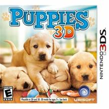 Puppies World, Nintendo 3DS -peli