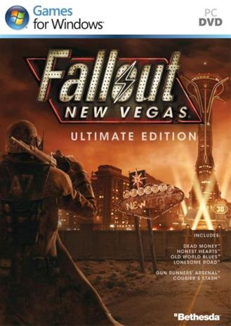 Fallout: New Vegas - Ultimate Collection, PC-peli