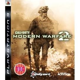 Call of Duty: Modern Warfare 2, PS3-peli