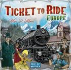 Menolippu Eurooppa (Ticket to Ride Europe)