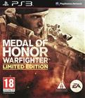 Medal of Honor: Warfighter Limited Edition, PS3-peli
